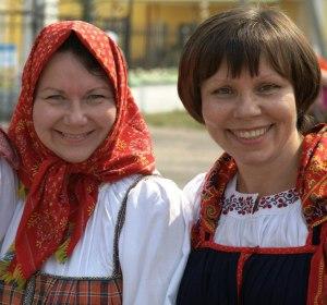 Татьяна Валькова и Ольга Климова